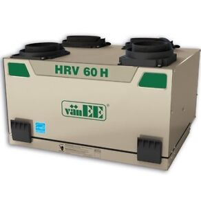 VanEE heat recovery core for HRV 60 H