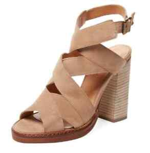 Women Sandal 7.5 - Firth Strappy Suede Sandles
