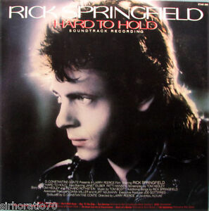 HARD-TO-HOLD-Soundtrack-OZ-LP-1984-Rick-Springfield
