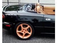 "Mx5 mk2.5 sport early 16"" alloy wheels 4x100"