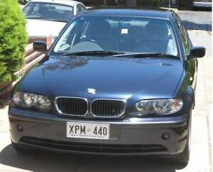 2003 BMW 3 Sedan Adelaide CBD Adelaide City Preview