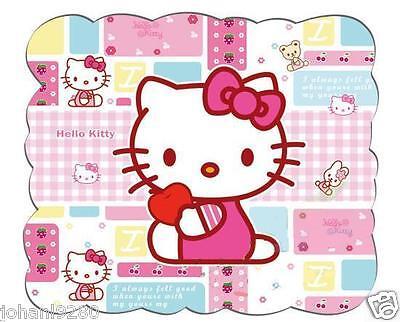 Hello Kitty muismat  21 x 18 cm