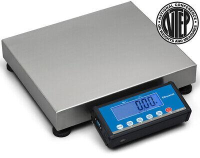 Brecknell Ps-usb Scale 70 Lb X 0.02 Lb 30 Kg X 0.01 Kg Ss Platter