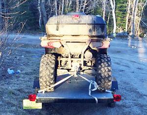 "FREE Spare Tire "" ATV, Snowmobile or Utility Trailer Kit - PE"