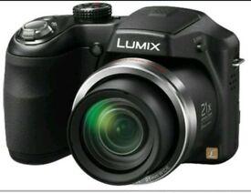 Panasonic Lumix DMC-LZ20 digital bridge camera