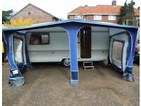 Caravan - Swift Challenger 2 Berth with Motor Mover & Awning