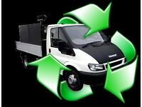 24/7 HOUSE CLEARANCE, RUBBISH DISPOSAL, FURNITURE DISPOSAL, MAN AND VAN