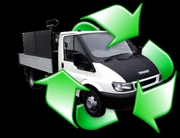 ✅RUBBISH WASTE Removal services clearances tip runs house