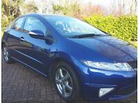 2010(59 Honda Civic SE I-VTECH,5Dr,Full History,Mot,Newer shape
