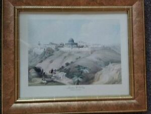 3 David Roberts Holyviews Ltd. Framed Lithographs Kitchener / Waterloo Kitchener Area image 4