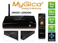 MYGICA® Android Kodi XBMC Super Quad HD Streaming TV Ready To Go
