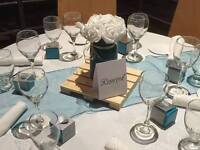 Mini Pallets for Centerpieces