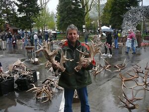 WANTED- ANTLERS-CASH Paid- All Kinds Williams Lake Cariboo Area image 2