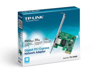 TP-Link Gigabit PCI Express Netzwerkadapter TG-3468 Netzwerkkarte LAN Karte