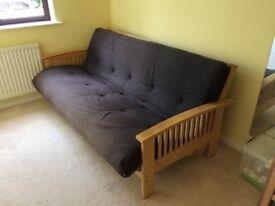 Futon Company Sofa Bed VGC