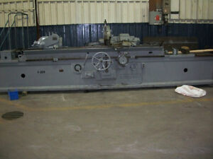 """CINCINATI CYLINDRICAL GRINDER 30"""" WHEEL WITH TOOLING"""