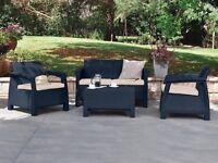 Brand New Keter Garden Furniture Set
