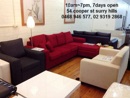 New Great Quality Bondi L-shape sofa and sofa bed Bondi Eastern Suburbs Preview