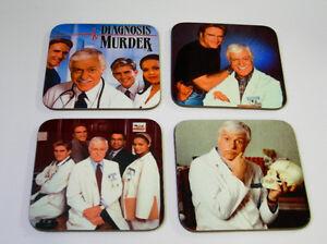 DICK-VAN-DYKE-Diagnosis-Murder-Dr-Sloan-Posavasos-Set