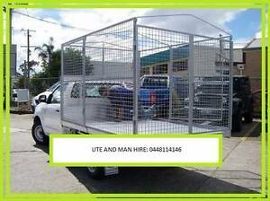 Man and ute hire from $58 Chermside Brisbane North East Preview