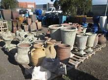 ART GARDEN POTS 30-50% OFF WATER FEATURES  PLANTER TROUGH STATUES Hoppers Crossing Wyndham Area Preview