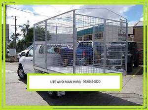 Man and Ute hire - frm$29 - We move for you Chermside Brisbane North East Preview