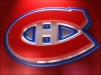 Montreal Canadiens Tickets for All Home Games Uppers, Lowers