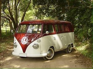 SCHOOL FORMALS Classic 1965 VW Splitscreen named ... Ruby Wednesday. Currumbin Gold Coast South Preview