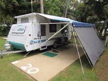 2002 JAYCO FREEDOM POP TOP Mod15.59.2  17.5ft EXCELLENT CONDITION Ferny Grove Brisbane North West Preview