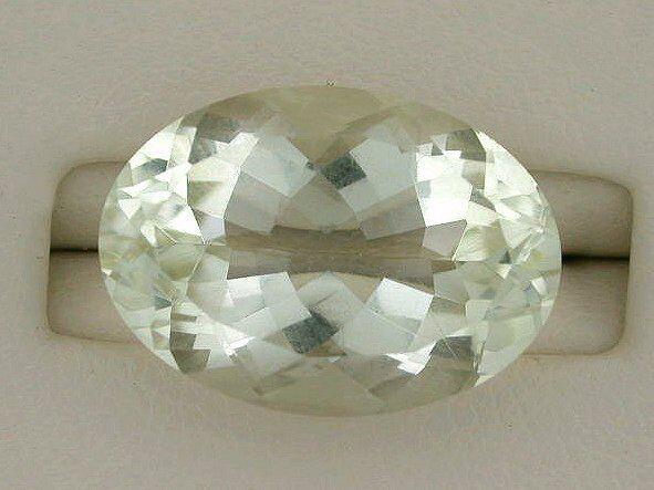 18x13 Oval Light Lemon Quartz Gem Stone Gemstone Natural 18mm x 13mm