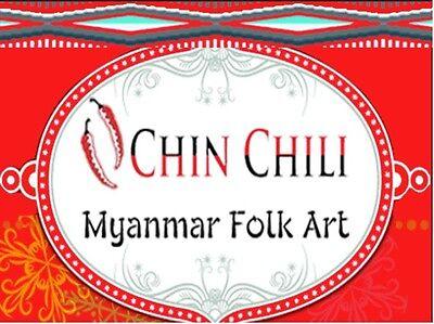 CHIN CHILI MYANMAR FOLK ART