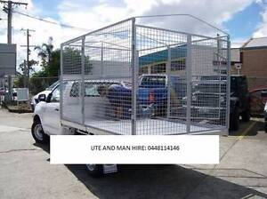Man and ute hire from $59 Chermside Brisbane North East Preview
