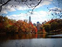 Fall Weekend in New York City Bus tour from New Brunswick