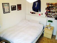 *Two weeks* Double room to rent in shared house - London Fields, Haggerston, East London