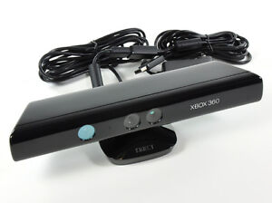 XBOX 360 Kinect with 5 games and TV Mount