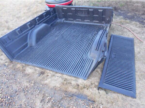 1989-98 box liner and tonneau cover
