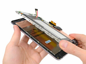 NEXUS 7  1st Gen  LCD Touch Screen Digitizer Assembly with Frame