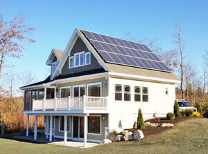 Green energy for your home? Ask us!