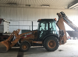 Case 580 SN Backhoe