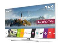 """LG 65UJ701V 65"""" Smart 4K Ultra HD HDR LED TV / NEW"""