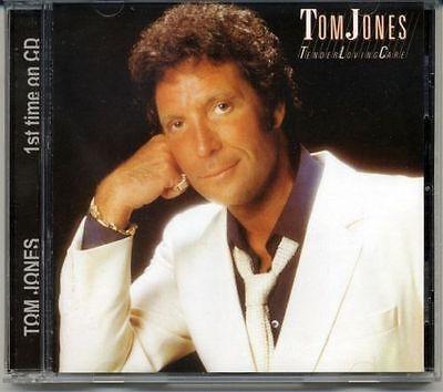 Tom Jones   Tender Loving Care  Cd