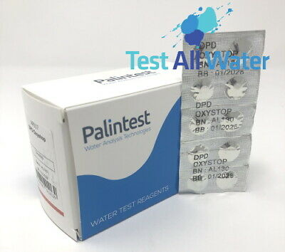 Palintest DPD Oxystop 250 Tablets