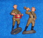 Elastolin Composition Toy Soldiers