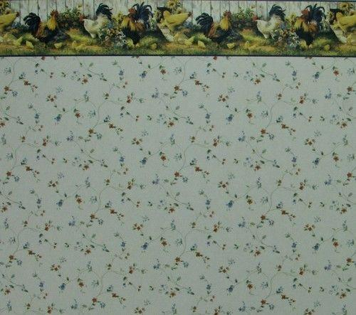 Dollhouse Kitchen Wallpaper: Dollhouse Kitchen Wallpaper