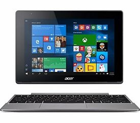 ACER Aspire Switch 10 V (SW5-014-158X) - 10.1 Touchscreen Display, Windows 10 Pro, 2GB RAM, 64GB