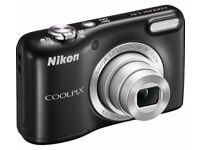 "Nikon COOLPIX L31 16.1MP 2.7"" LCD Compact Digital Camera - Silver - RRP: £99.99"