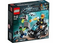 LEGO Agents 70160: Riverside Raid. New and unopened