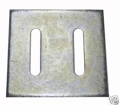 Abstreifer Maschio 95x90x4mm Packerwalze 27100539