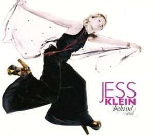 CD Jess Klein Behind A Veil Digipack