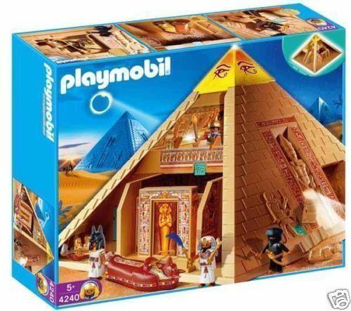 Playmobil pyramid ebay - Playmobil egyptien ...